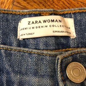 Zara Jeans - NBW ZARA Distressed Denim (4)